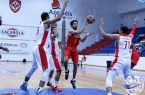 Iran basketball win Portugal four-team tournament